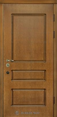 """Входные двери """"Новосел 7 Vinorit"""" (MDF/MDF) """"Осень"""""""