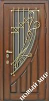 """Входные двери фасон """"Евгения"""""""