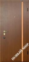 """Серийные входные двери """"Новосел 5"""" (Шпон/Шпон)"""
