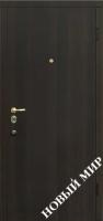 """Входные двери """"Новосел М 3.5"""" Венге (ПМЛ) 2040х880х115 мм"""
