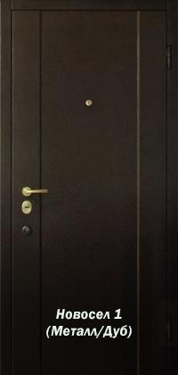посоветуйте теплую входную дверь
